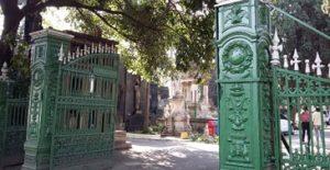 Cemitério do Araça em Pinheiros