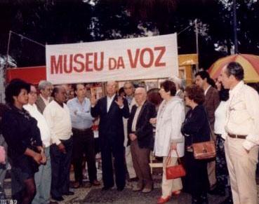 Museu da Voz em Pinheiros