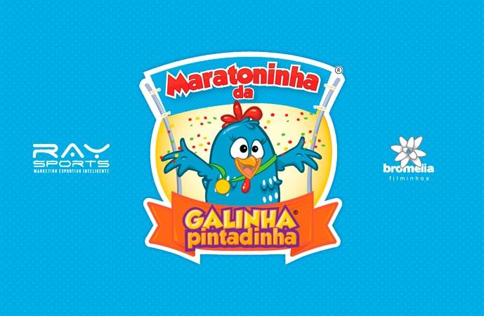 Maratoninha da Galinha Pintadinha