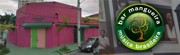 Bar Mangueira em Pinheiros
