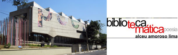 Biblioteca Pública Alceu Amoroso Lima em Pinheiros