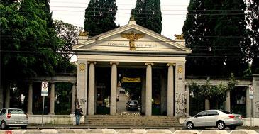 Cemitério São Paulo em Pinheiros