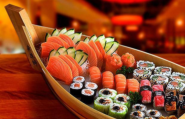 Restaurante Japonês em Pinheiros