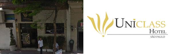 Uniclass Hotel em Pinheiros